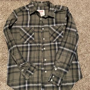 Like New Women's Medium Mossimo Flannel